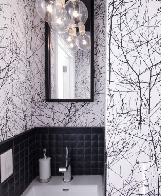 Bathroom Decorating Ideas on a Budget Small Bathroom Design Ideas 550x670