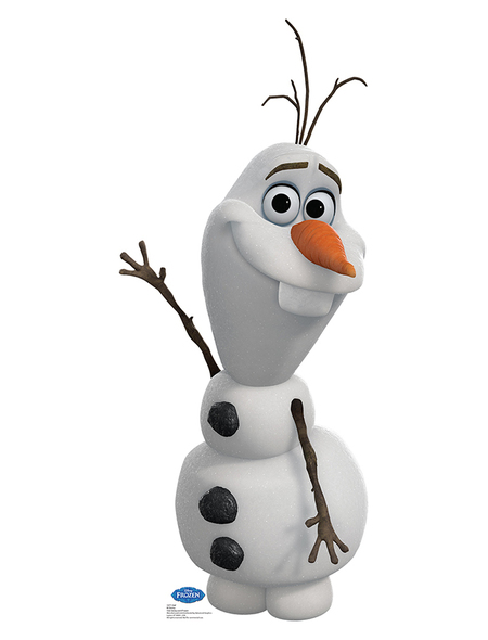 Olaf   Disneys Frozen Wallpaper for Phones and Tablets 450x590