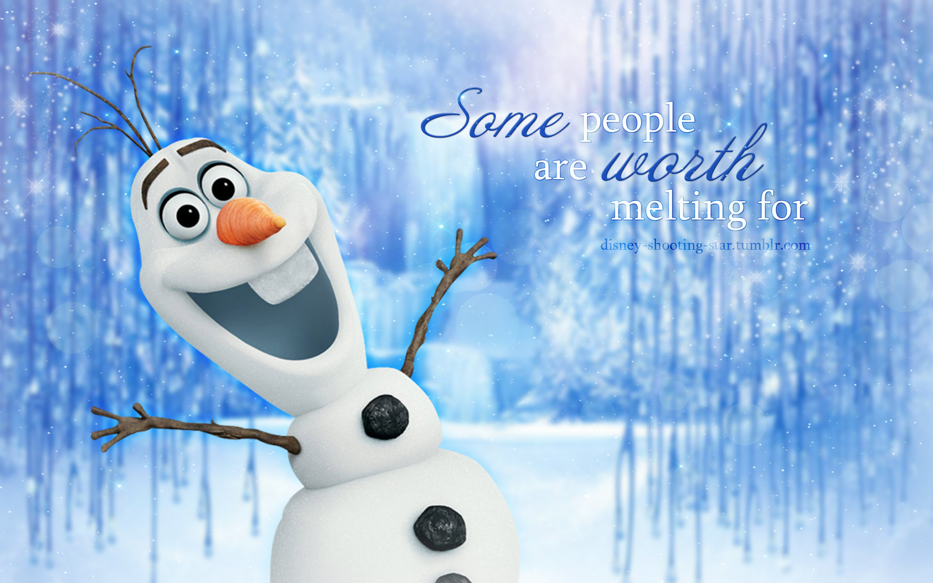 Olaf Wallpaper   Olaf and Sven Wallpaper 38496057 1920x1200