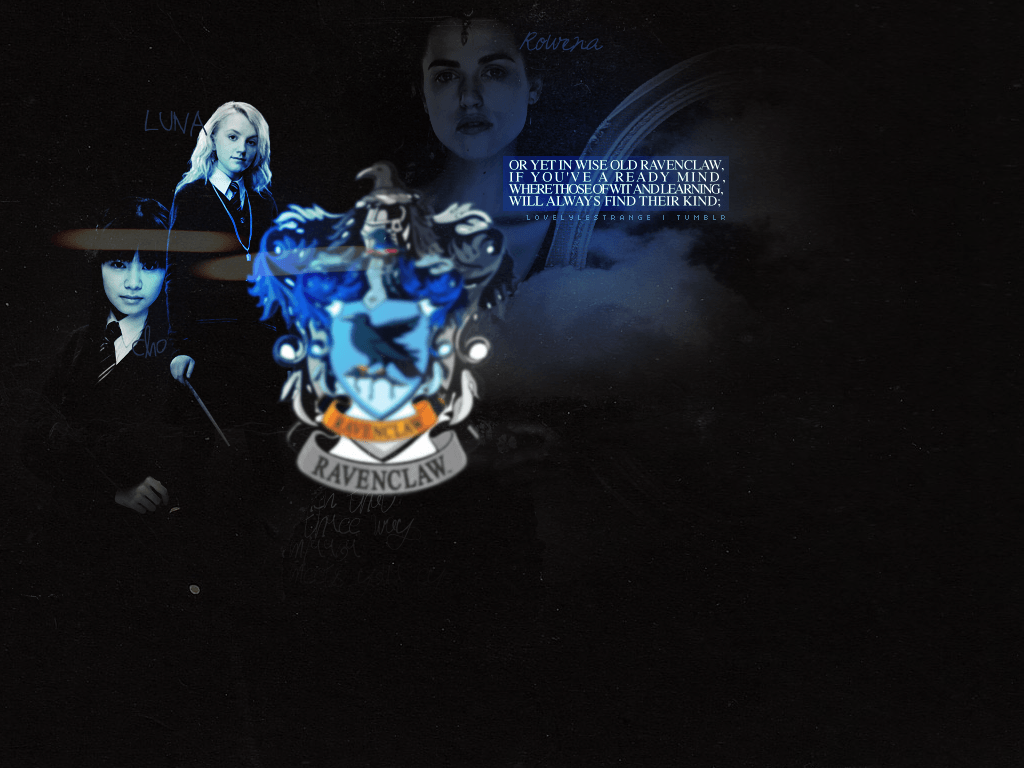 Ravenclaw Wallpapers 1024x768