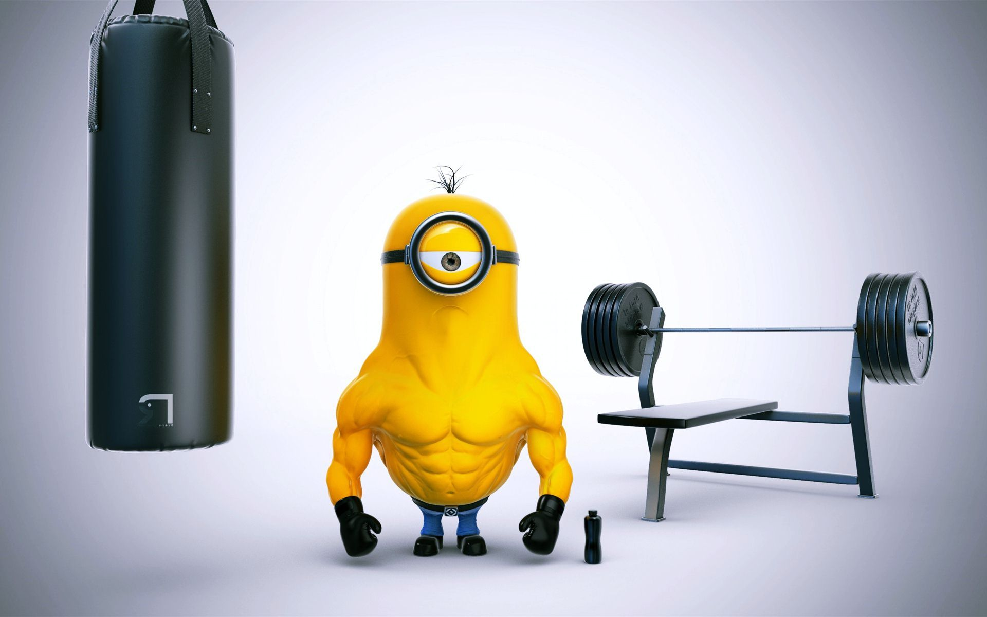 Cute Minion Wallpapers HD for Desktop 41 1920x1200