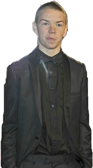 Will Poulter 9 by HappyMuskratPNGs 322x579