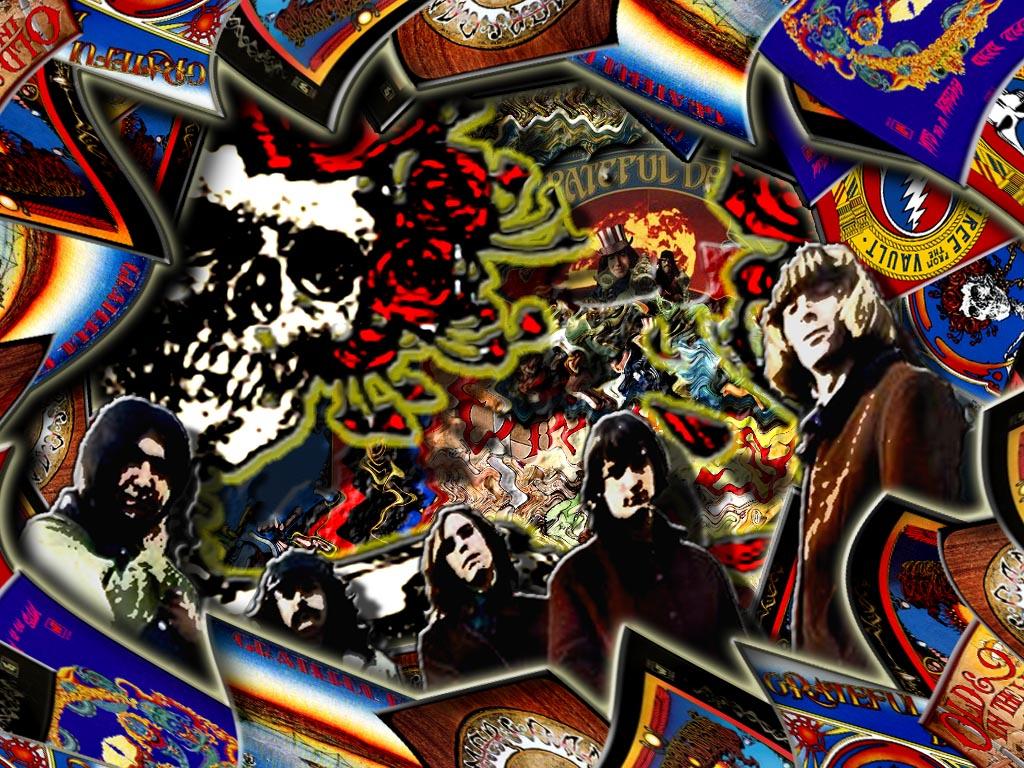 HD Grateful Dead Wallpaper