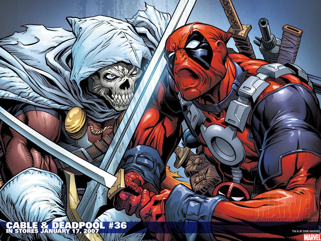 Deadpool And Spider Man Wallpapers Wallpapersafari