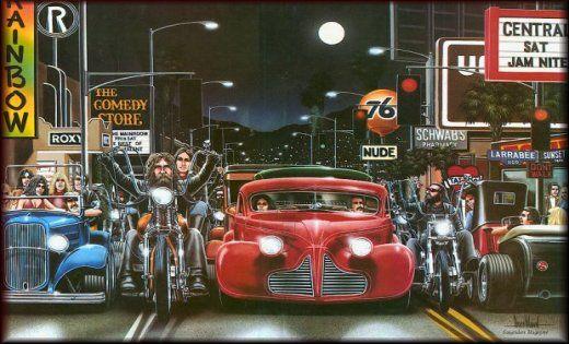 David Mann Drive Fast and Take Chances Pinterest 520x315