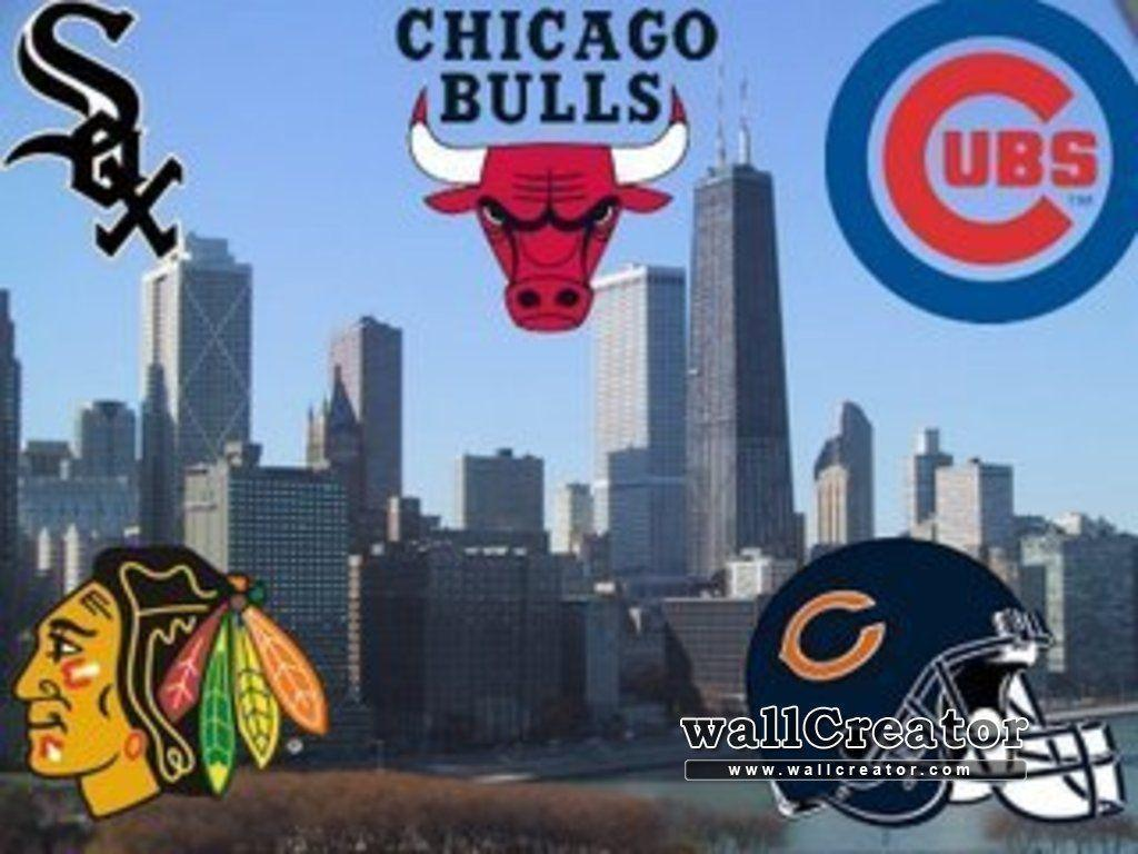 Chicago Sports Wallpapers 1024x768
