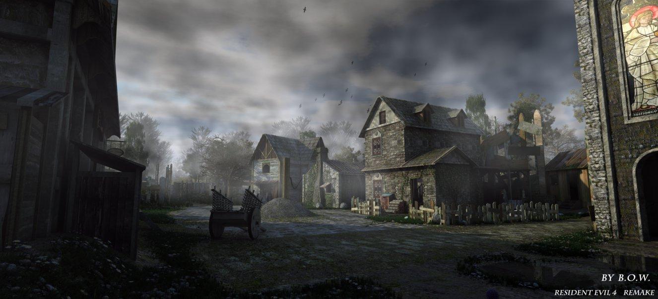 Resident Evil 4 remake 1326x603