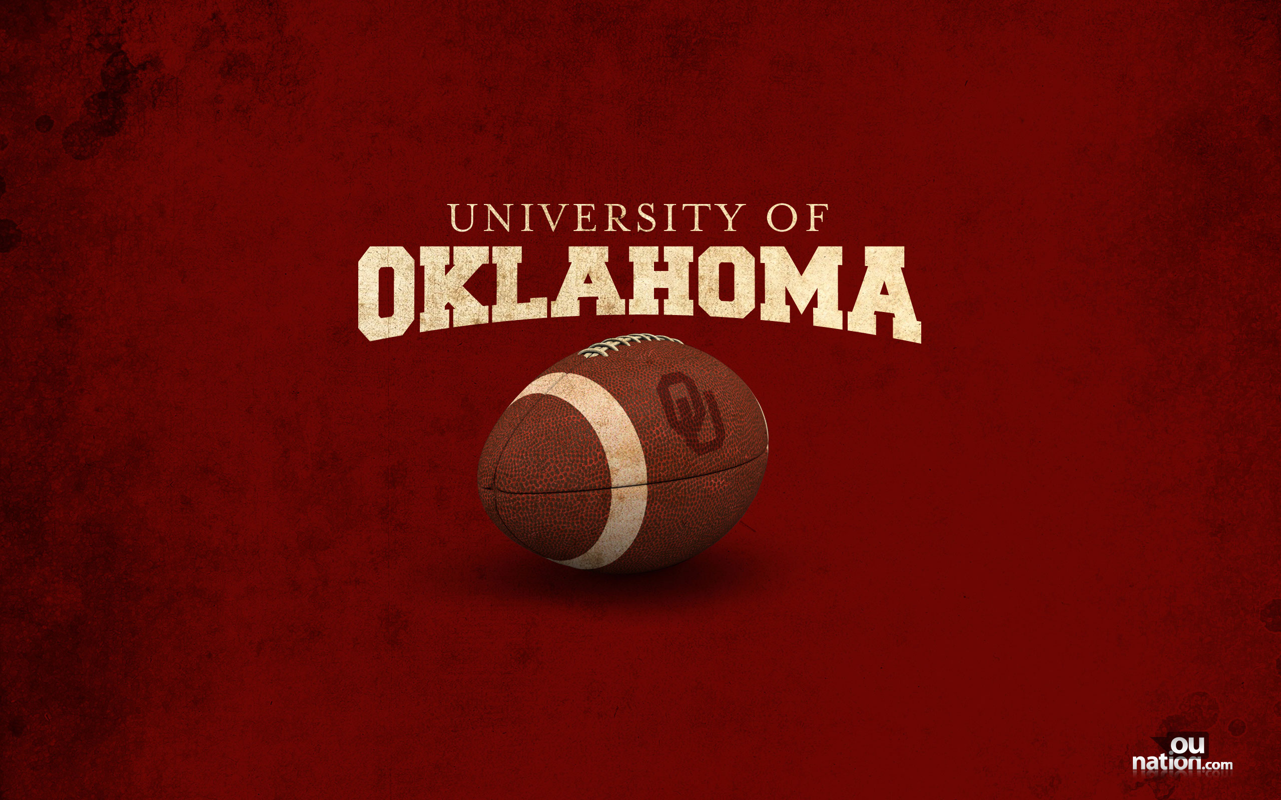 Free Download Oklahoma Sooners Football Logo Wallpaper For