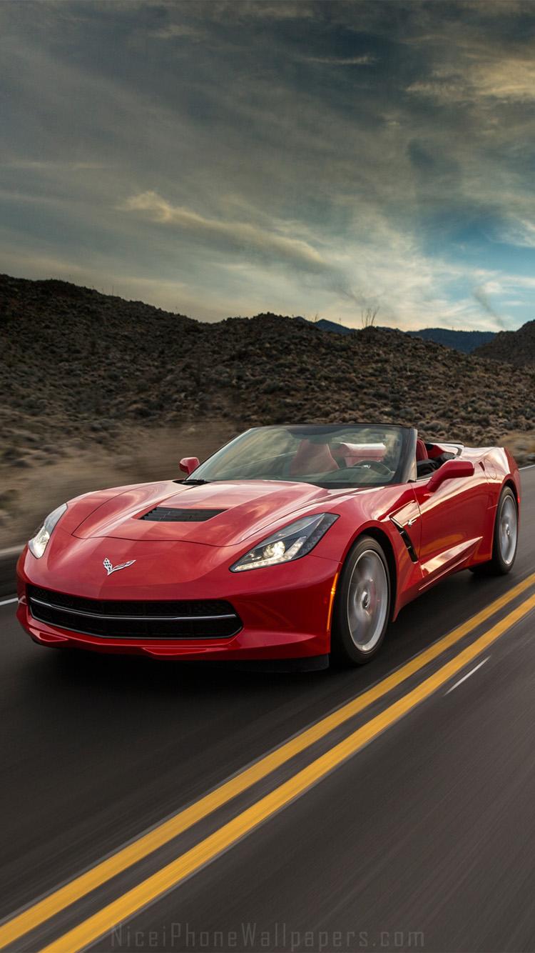 Corvette iPhone Wallpaper - WallpaperSafari