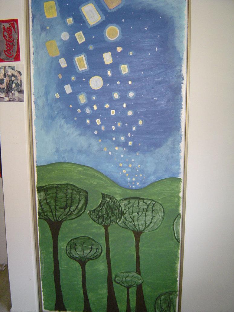 Tangled Mural 774x1032