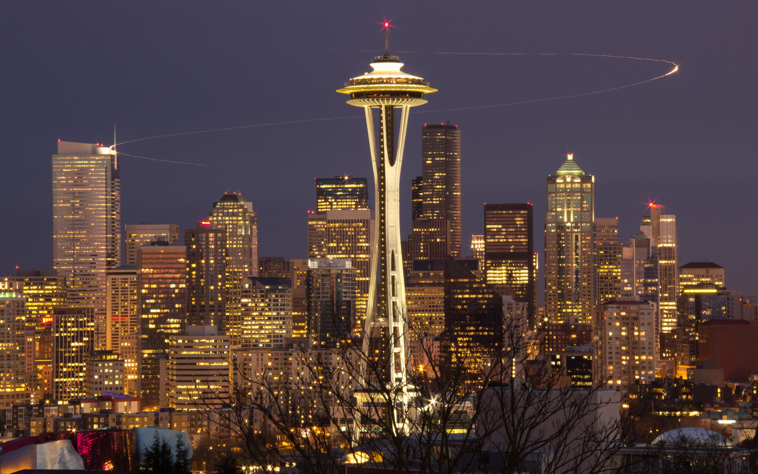 Seattle Wallpapers Pictures Images 2560x1600