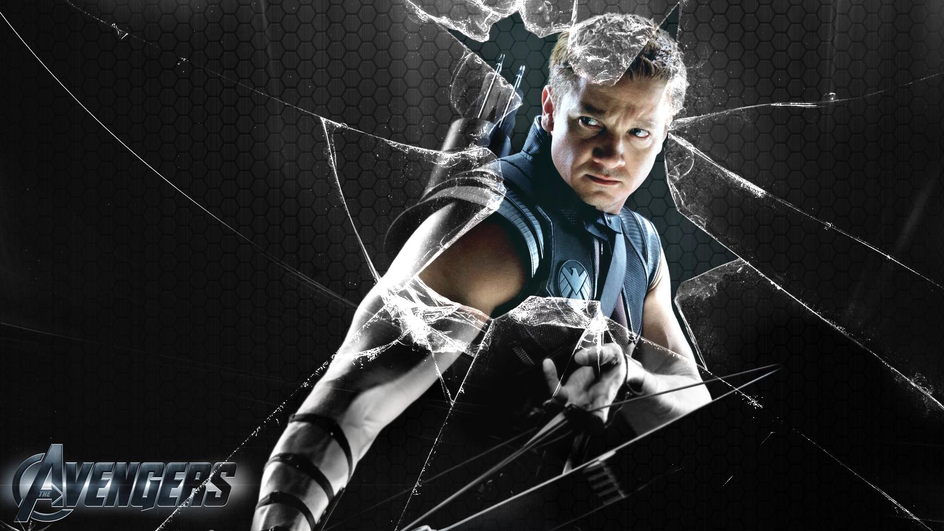 Avengers Hawkeye Wallpaper 1080p by SKstalker 1920x1080