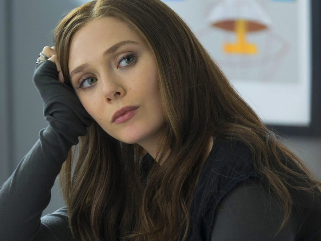 Elizabeth Olsen 2016 HD Wallpapers 1024x768