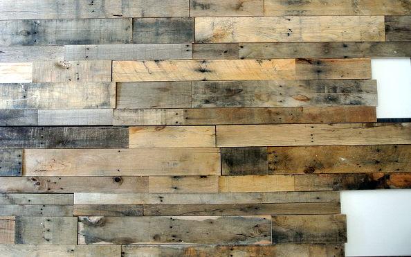 Pallet Wall Wallpaper - WallpaperSafari