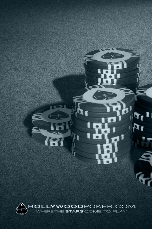 640x960 Poker chips Iphone 4 wallpaper 640x960