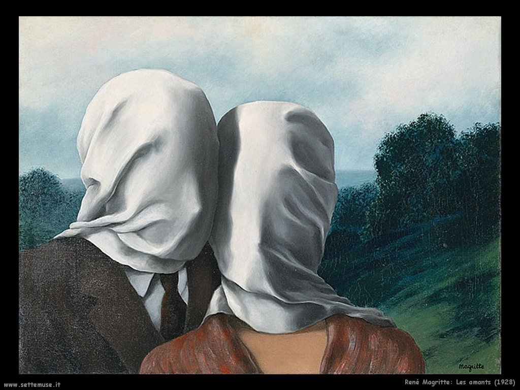 Rene Magritte Paintings Wallpaper 1024x768