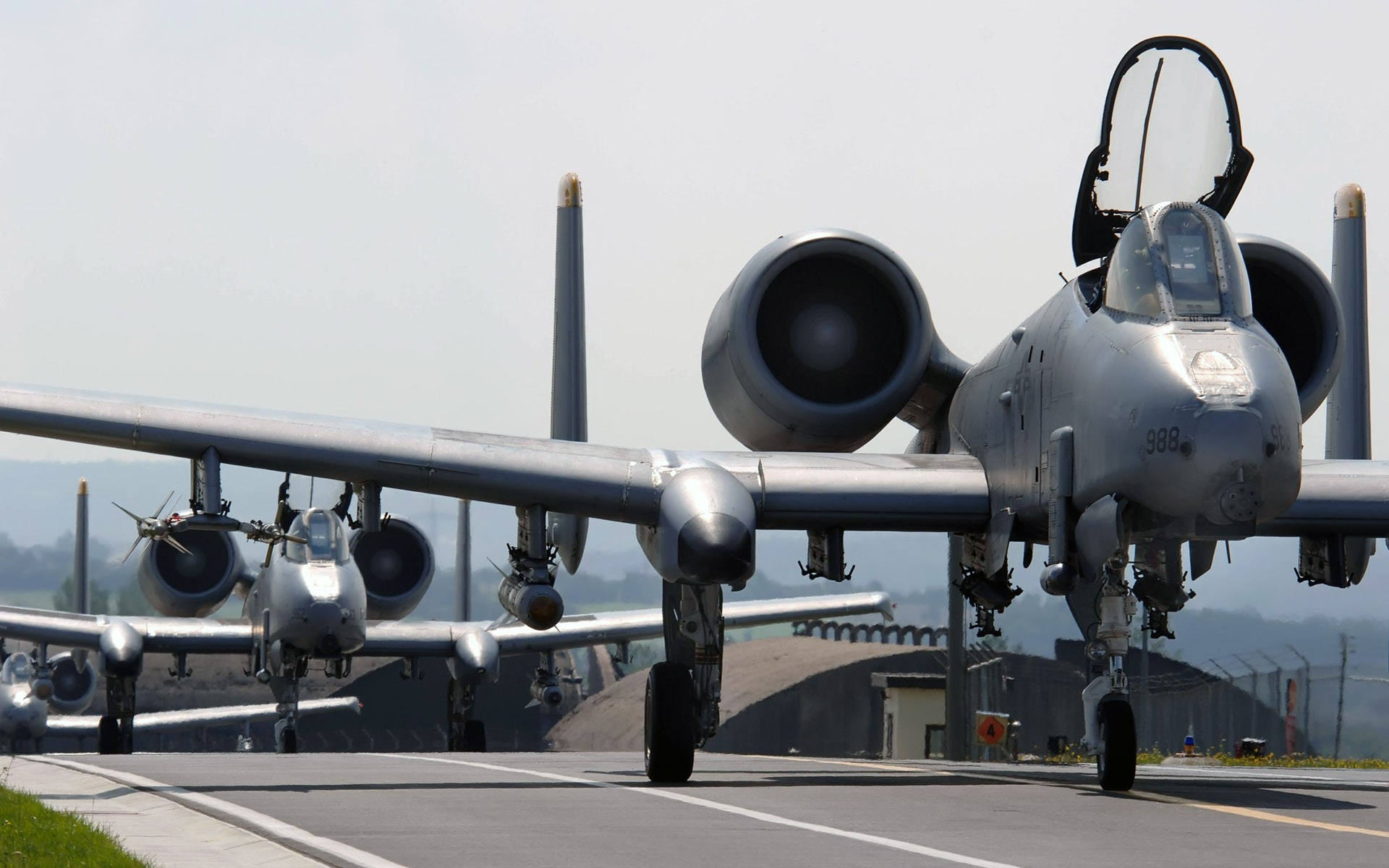 10 Thunderbolt II Aircrafts Wallpapers HD Wallpapers 1920x1200