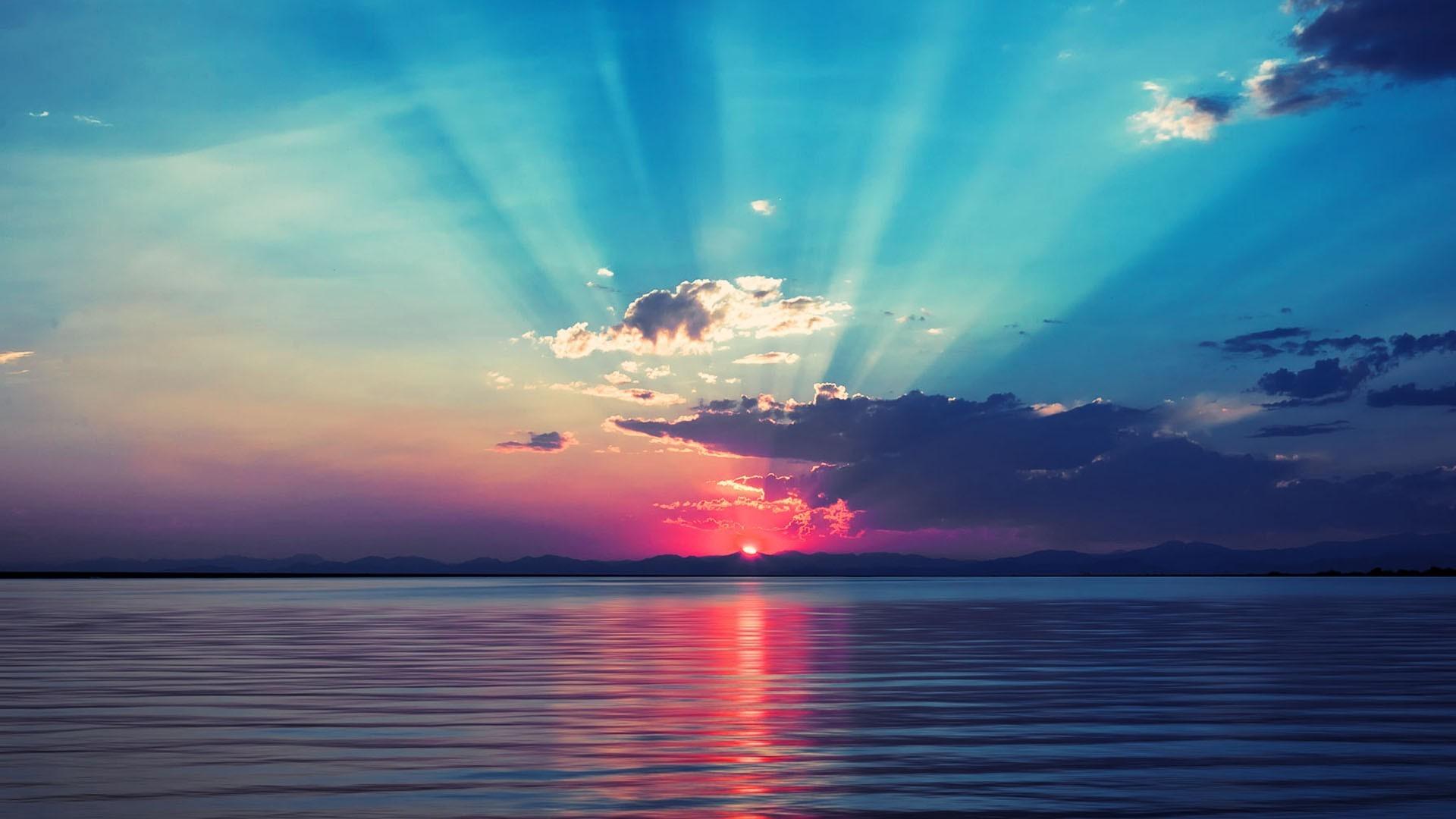 Beautiful Sunrise   Wallpaper High Definition High Quality 1920x1080