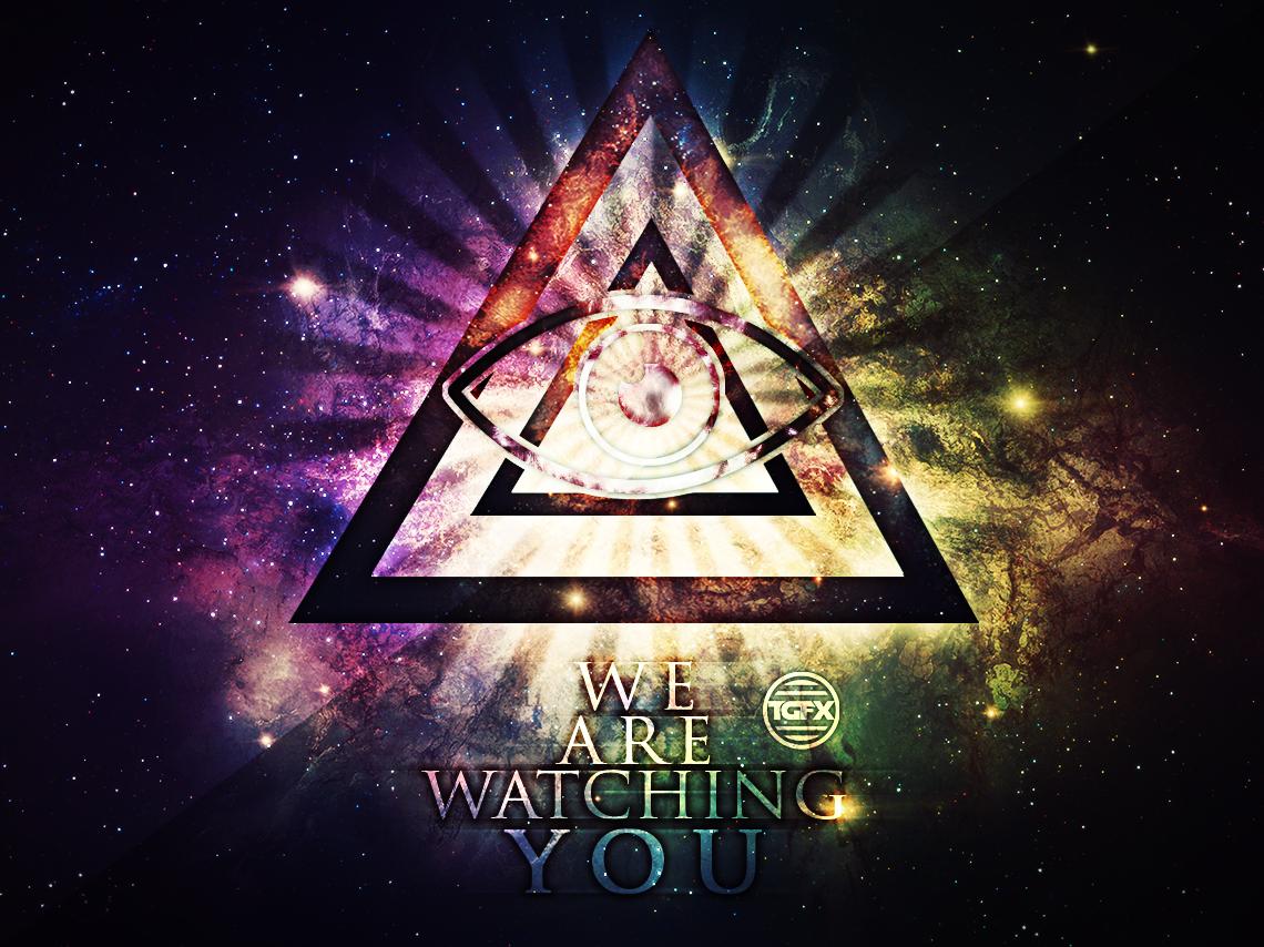 Hd wallpaper triangle - Trippy Illuminati Wallpaper Wallpapersafari