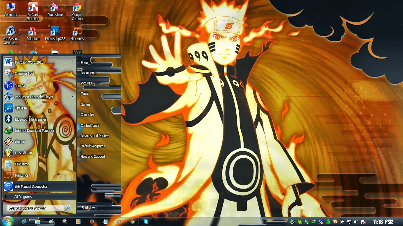 39 ] Wallpaper Naruto Untuk Windows 7 On WallpaperSafari