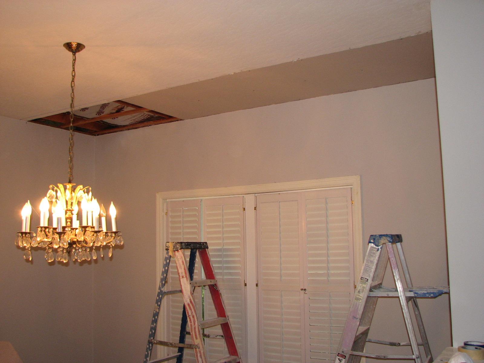 Installing Drywall On Ceiling 1600x1200