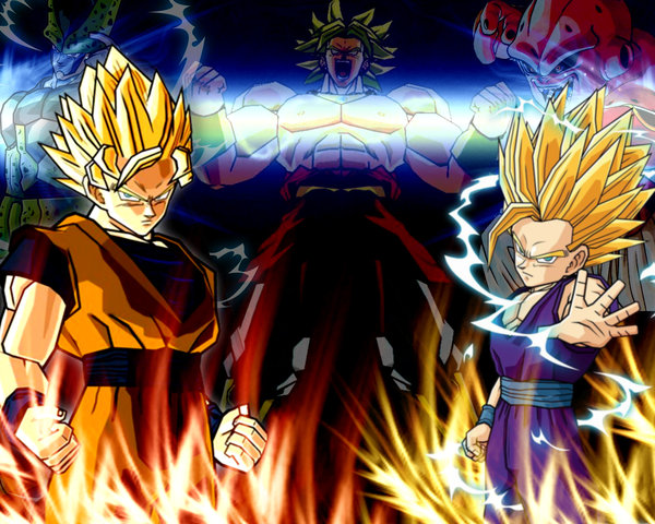 Wallpapers   HD Desktop Wallpapers Online Dragon Ball Z 600x480