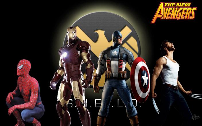 ultimate avengers wallpaper - photo #6