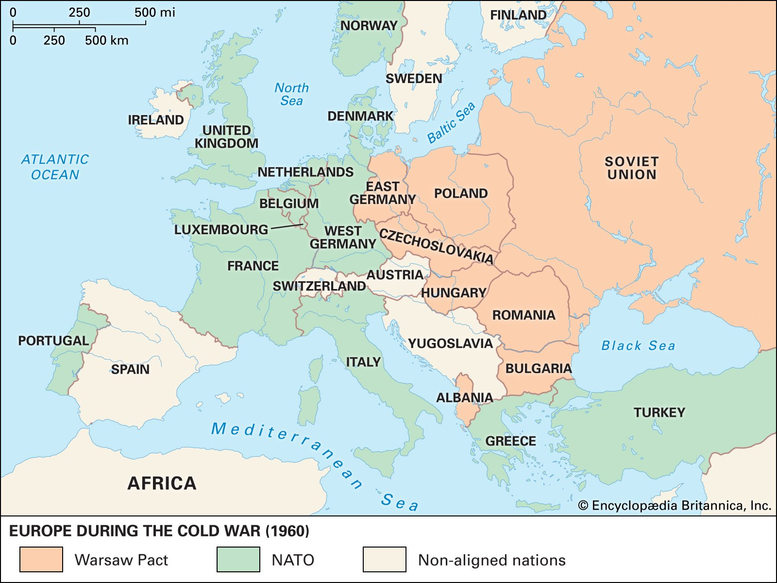 Warsaw Pact Map Purpose Significance Britannica 1600x1200