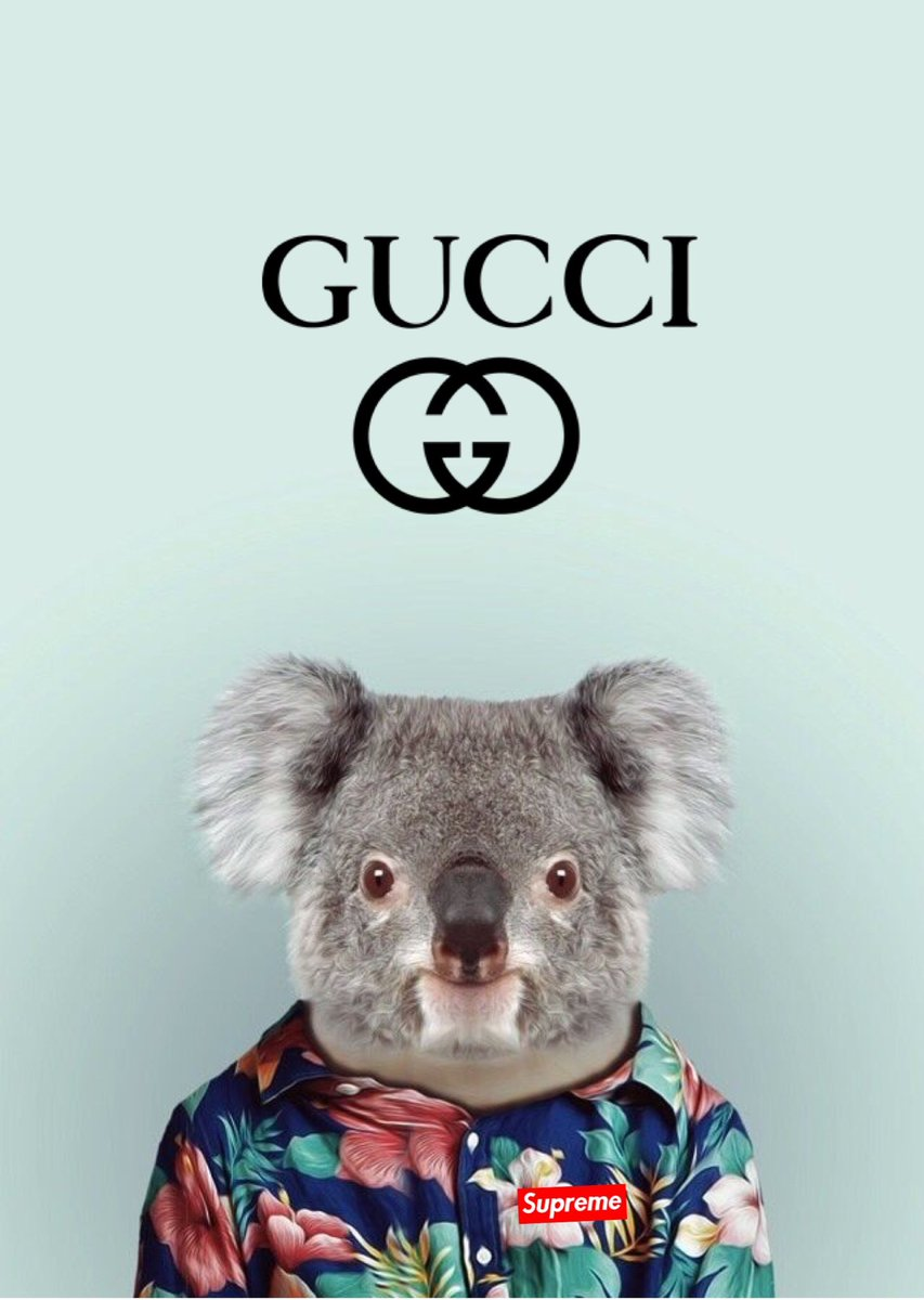 48 Gucci Iphone Wallpaper Supreme On Wallpapersafari