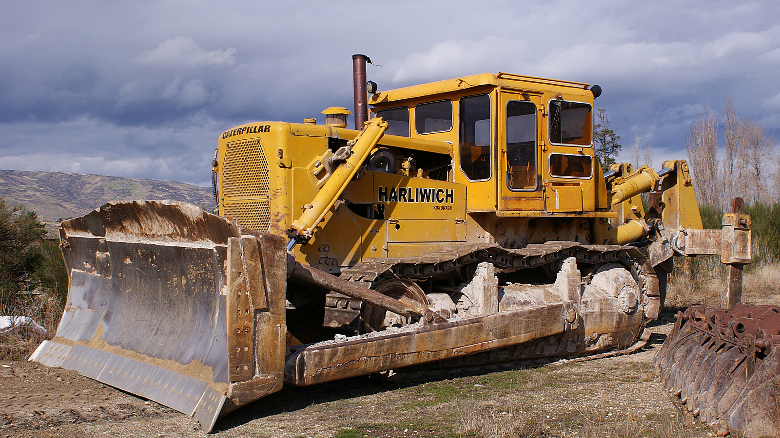 Heavy Equipment Wallpapers And Heavy Equipment Backgrounds For 1600x900