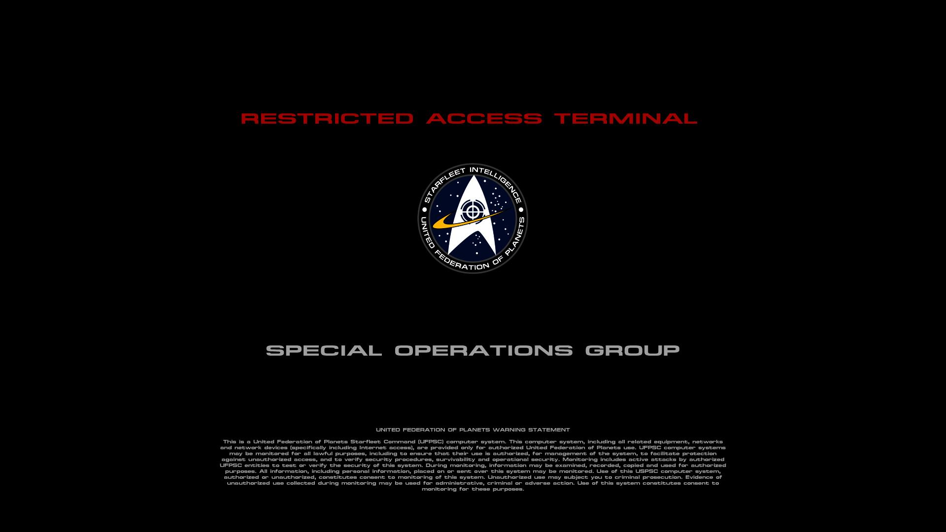 star trek starfleet command wallpaper - photo #10