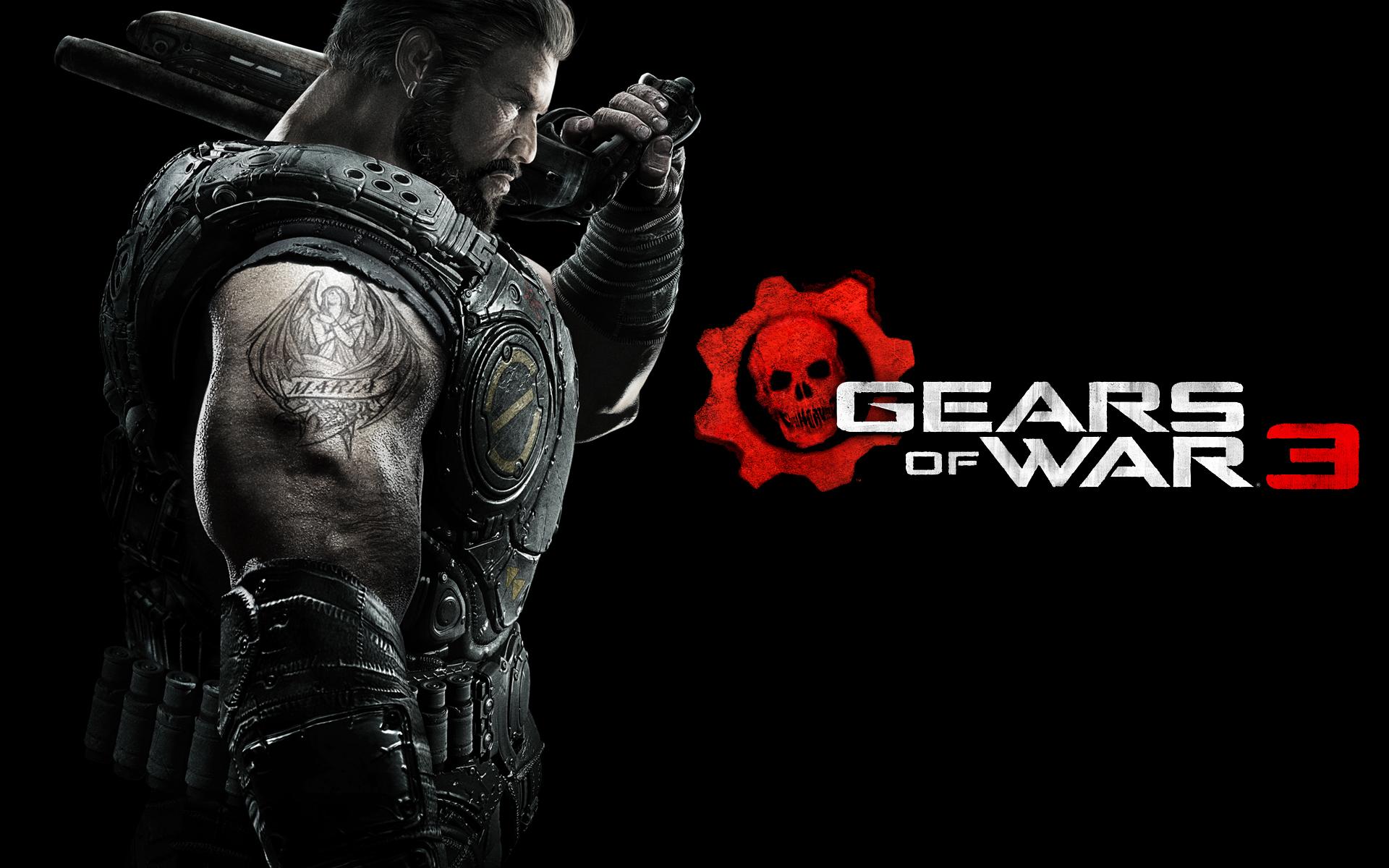 Gears Of War 3 Dominic Santiago wallpaper   625843 1920x1200