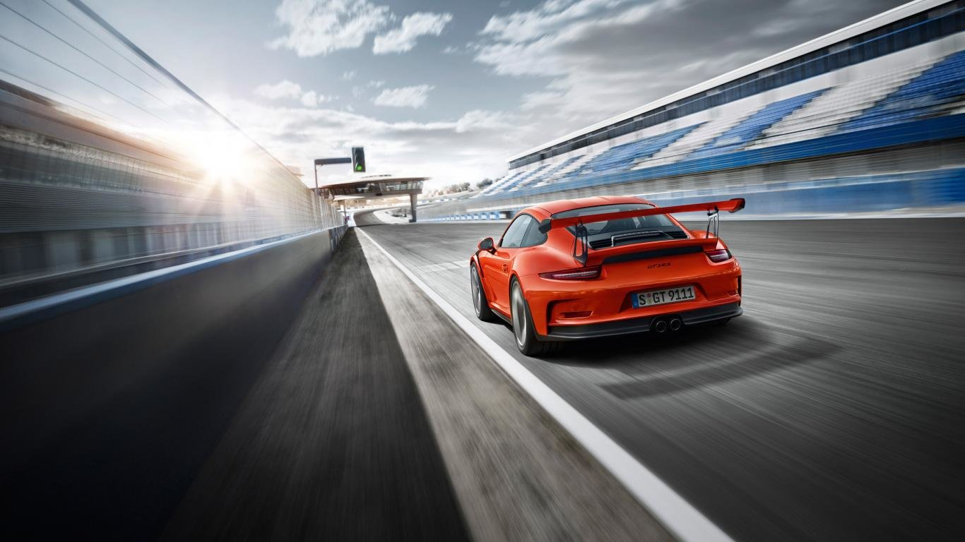 download Porsche 911 GT3 background ID125871 hd 1366x768 for PC 1366x768