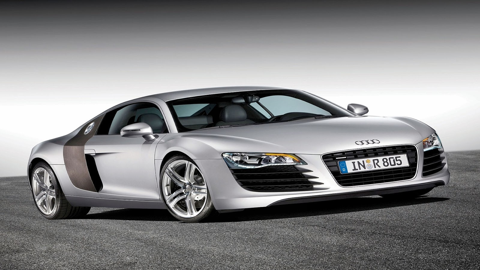 Exotic Cars Wallpapers 2007 audi r8 muscle car Wallpaperjpg 1600x900