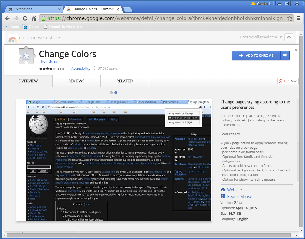 Free Download How To Change Google Chrome Background Color
