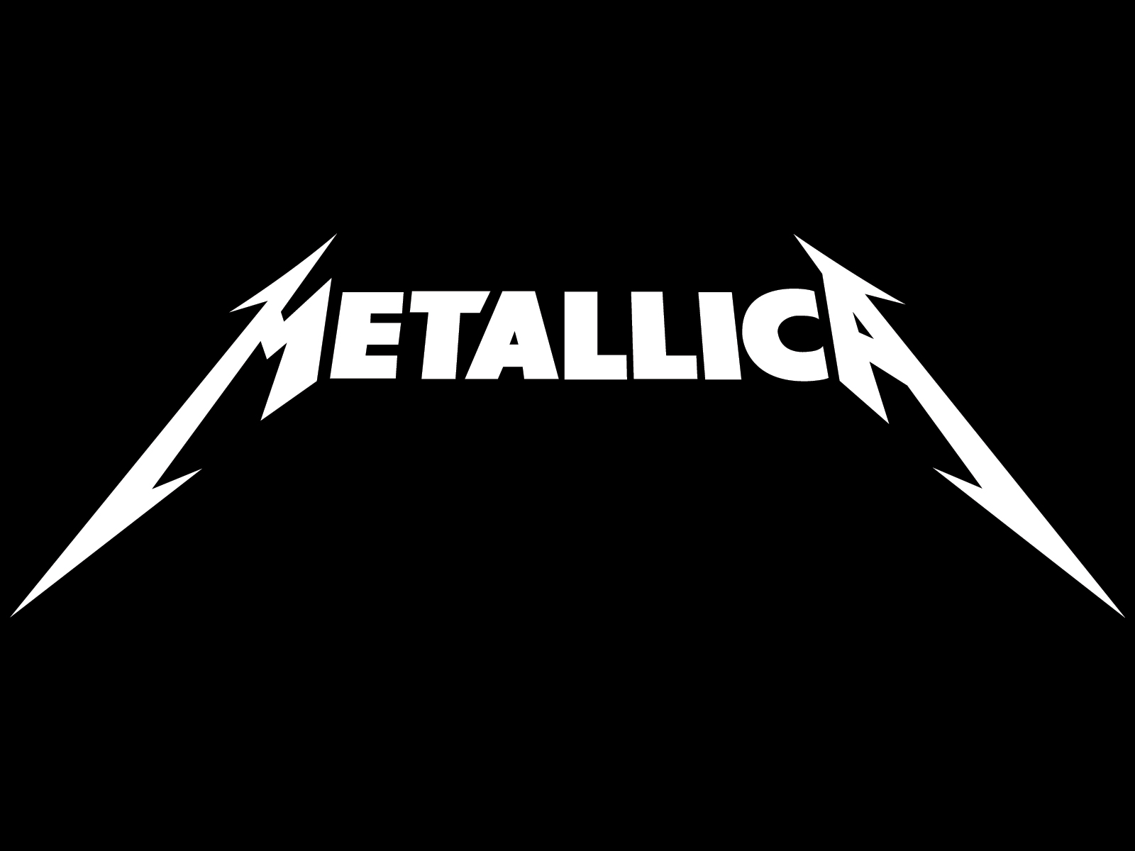 Metallica Logo images 1600x1200