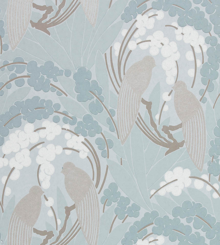 Love Birds Wallpaper by Harlequin Jane Clayton 900x1000