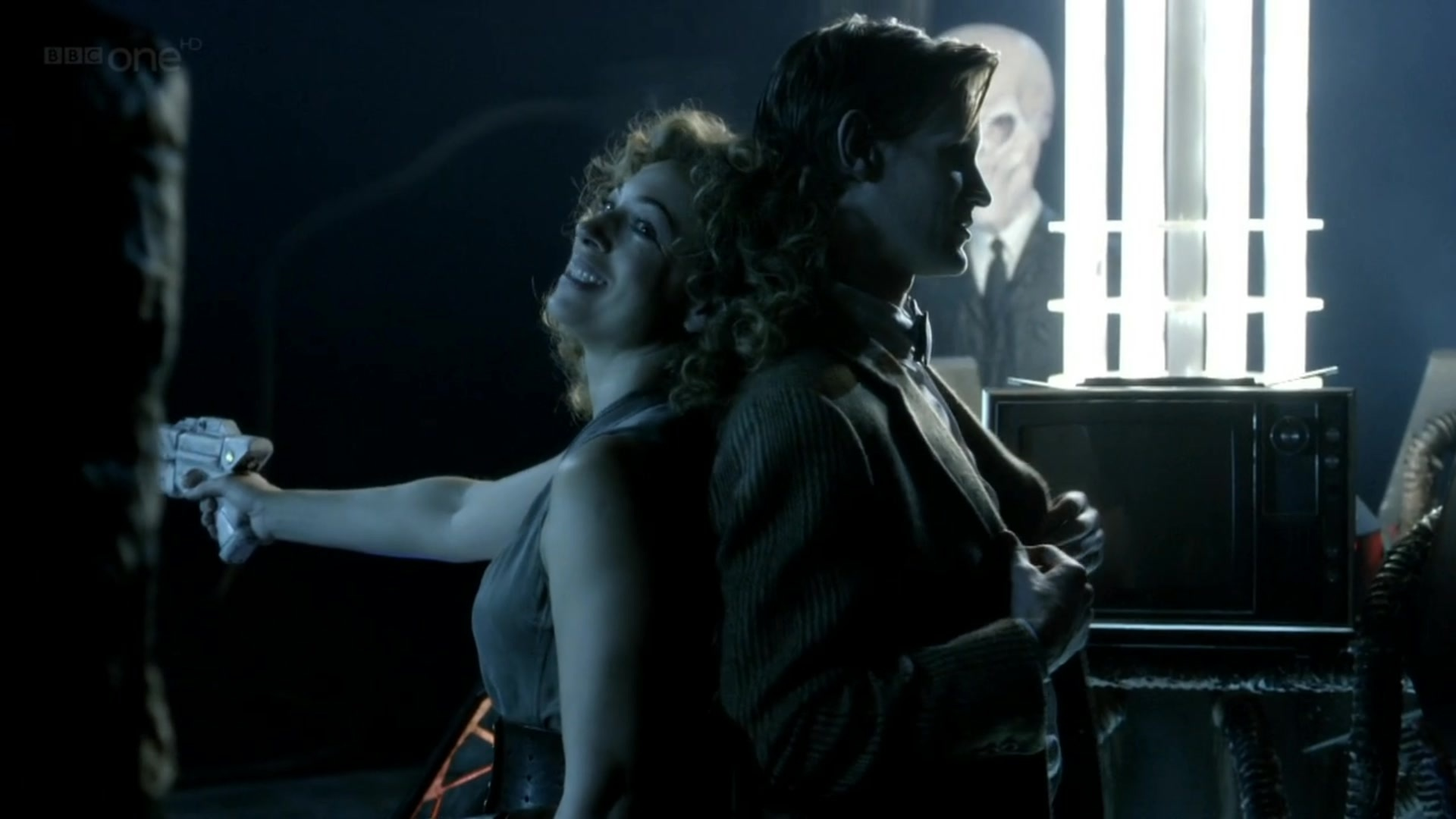 DoctorRiver   6x02   Day Of The Moon   The Doctor and River Song 1920x1080
