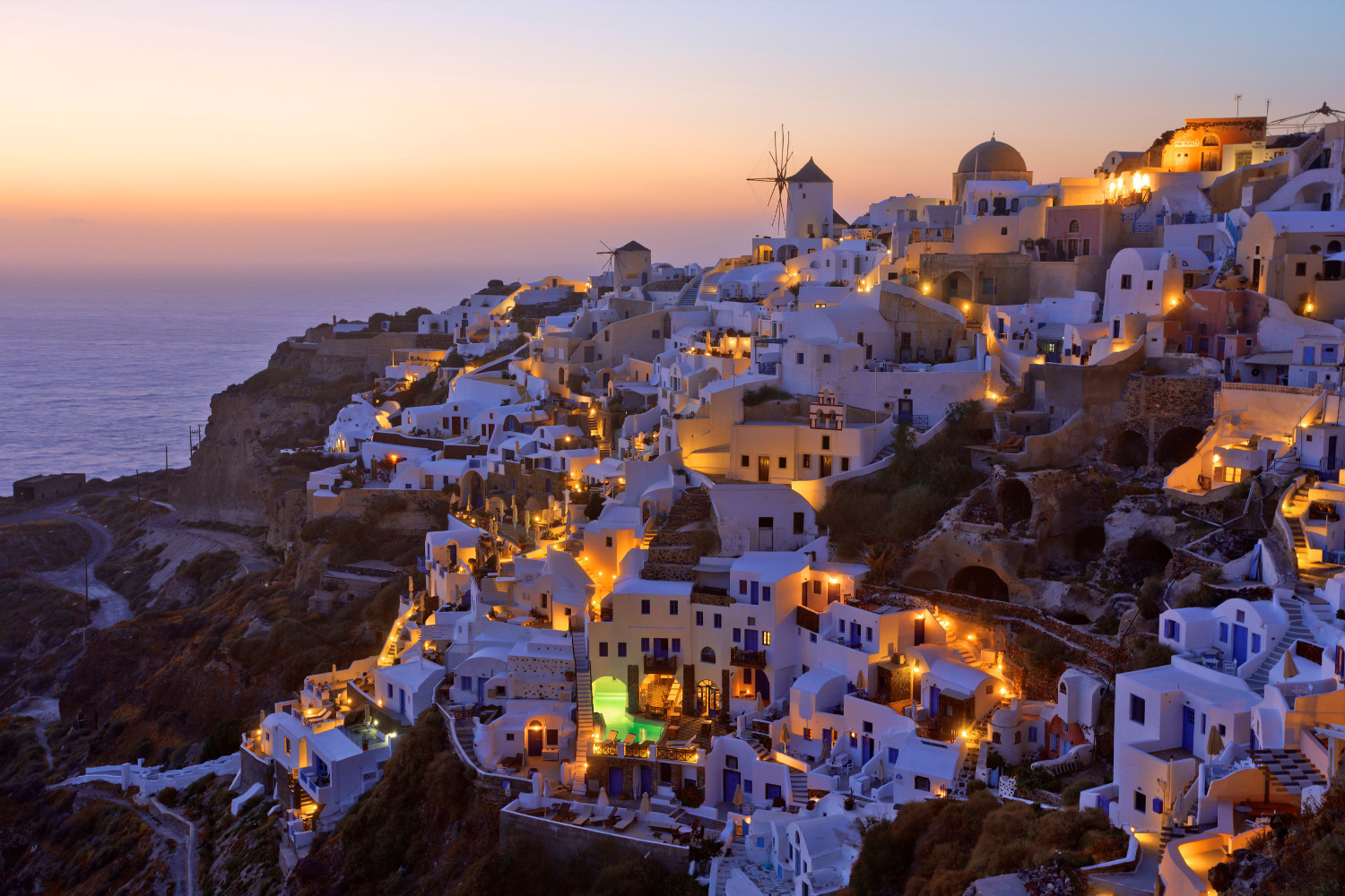 Santorini for first timers Lonely Planet 1500x1000