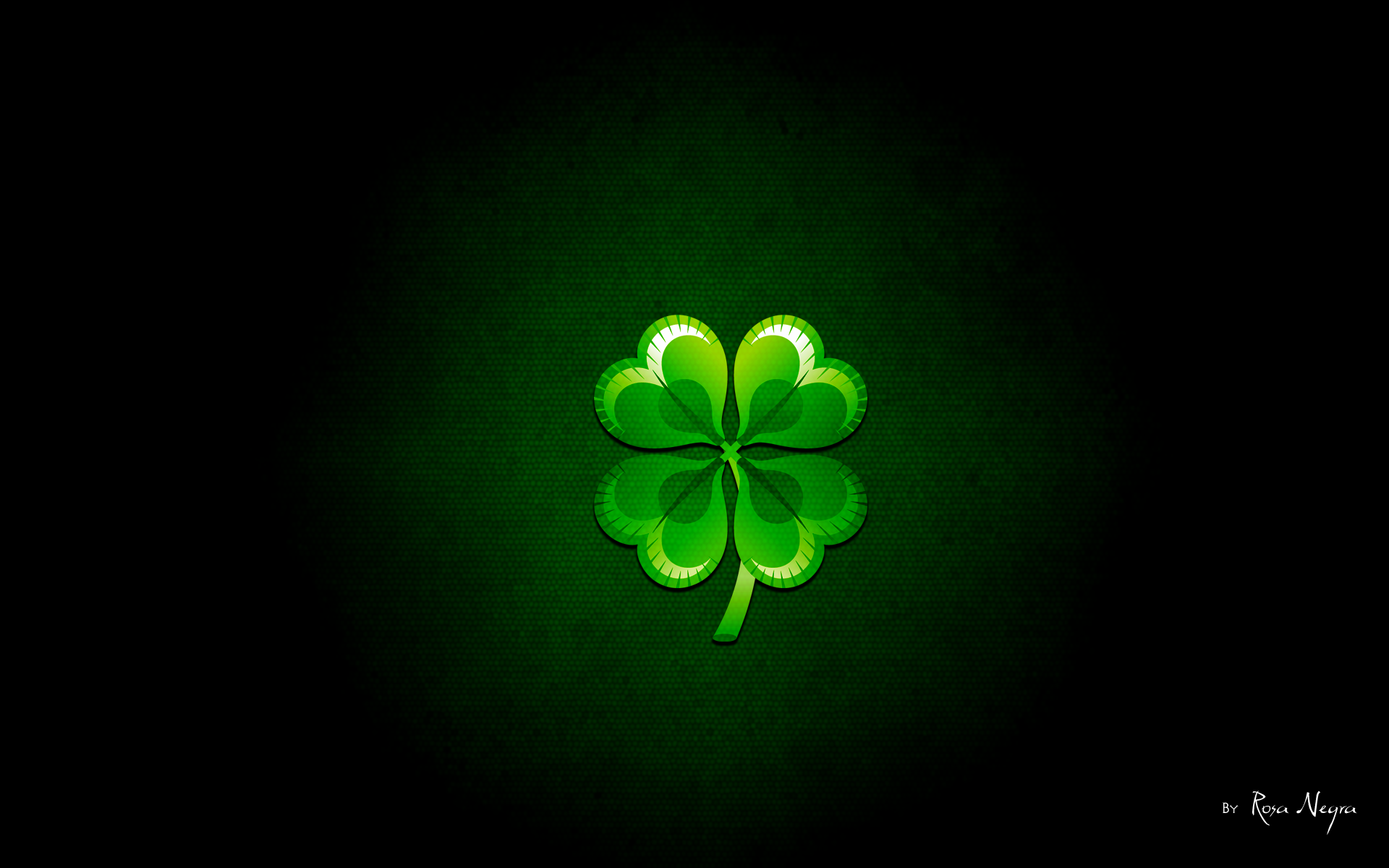 St Patricks Day green background wallpapers and images 1920x1200