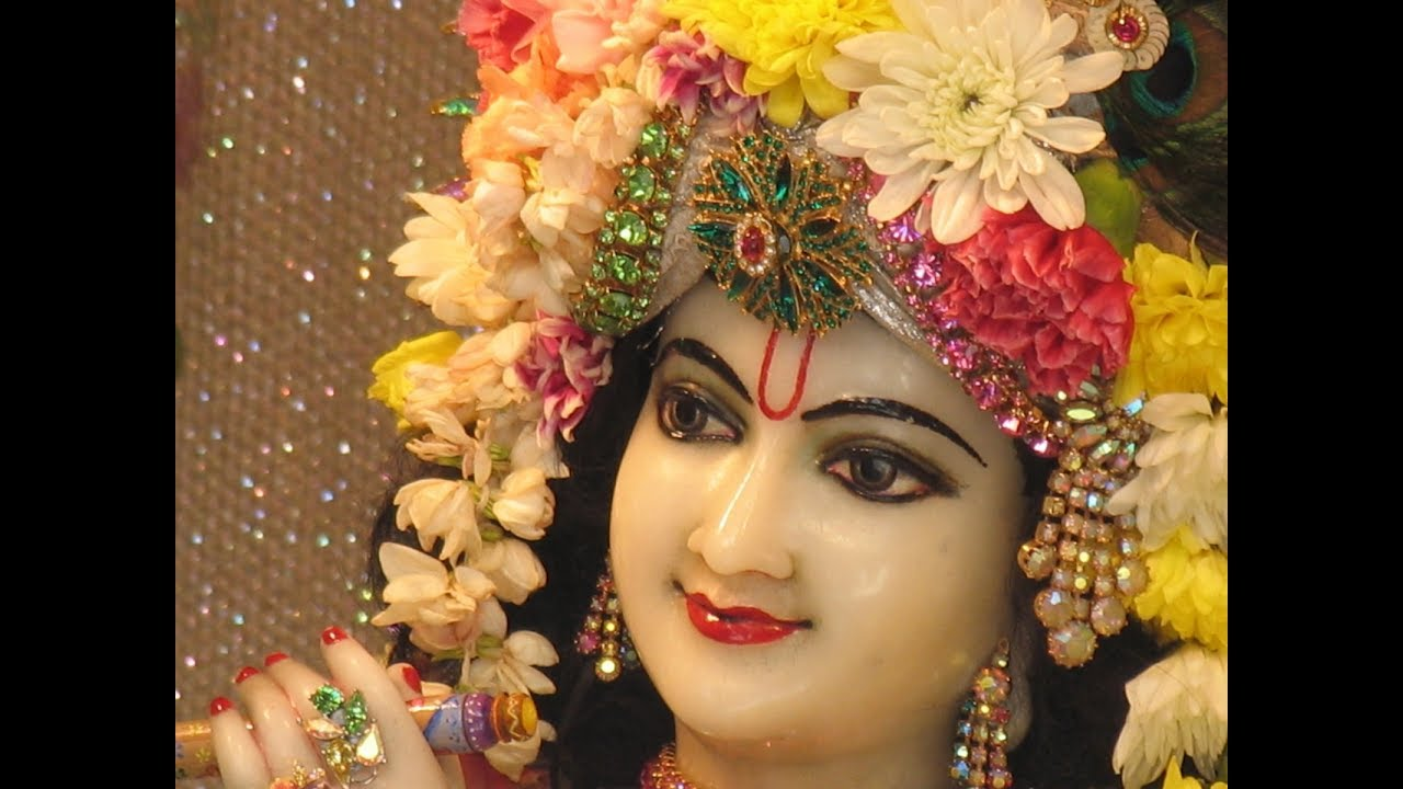 Good Morning Wishes With God Iskcon Bhagwan Wallpaper Pics Images 1280x720