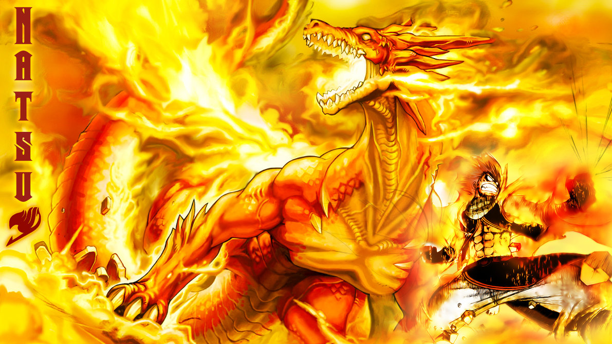 Displaying 16 Images For   Natsu And Igneel Wallpaper 1191x670
