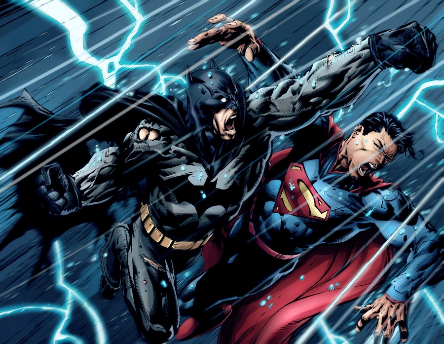 the BATMAN VS SUPERMAN movie that almost was Welcome to The Movies 900x697