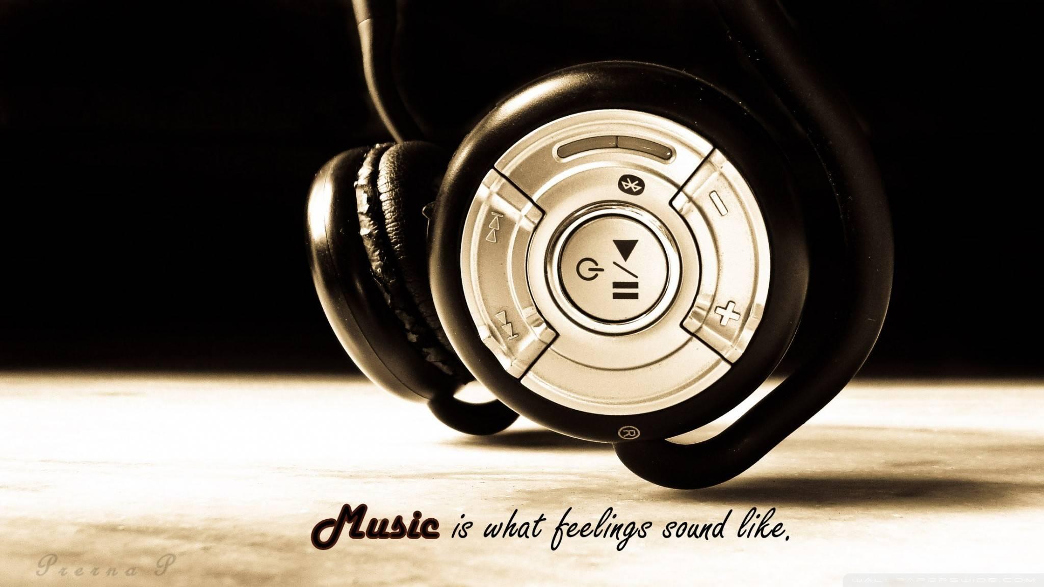 Headphones Music 20481152 Wallpaper 2319068 2048x1152