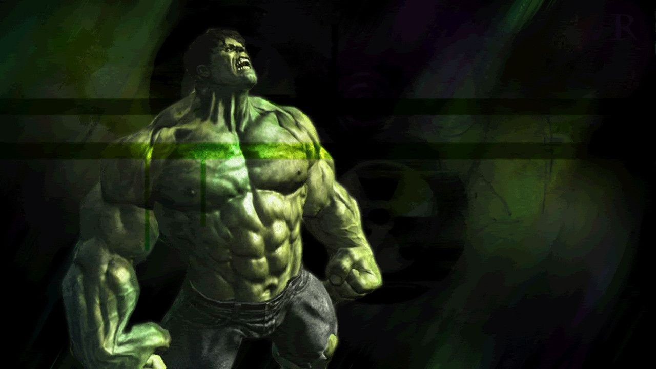 Incredible Hulk Wallpaper   52DazheW Gallery 1280x720