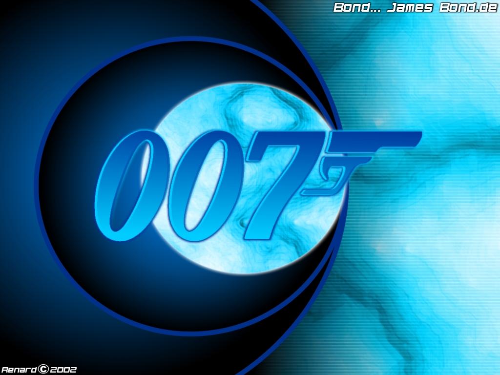 Pin James Bond 007 Logo 1024x768