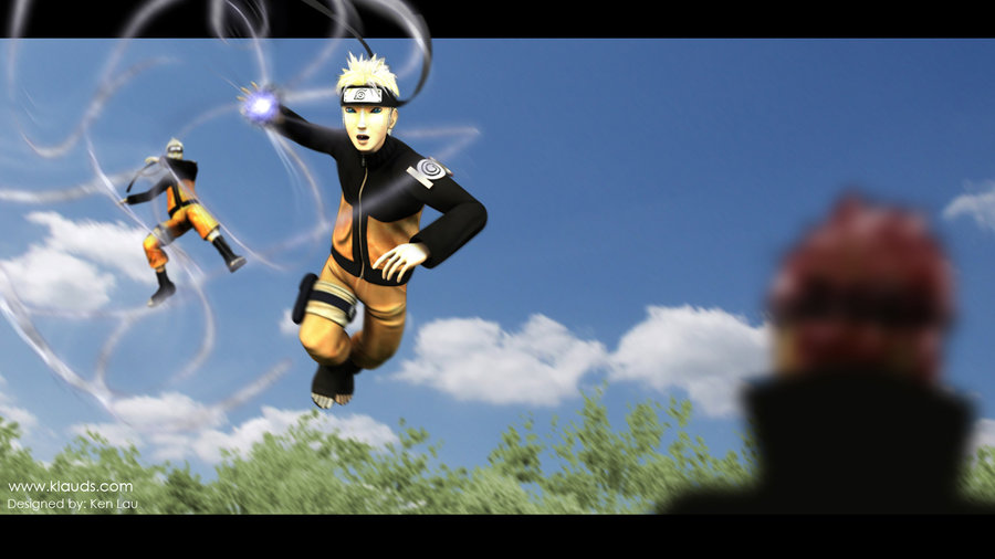my wallpapers naruto 3D 900x506