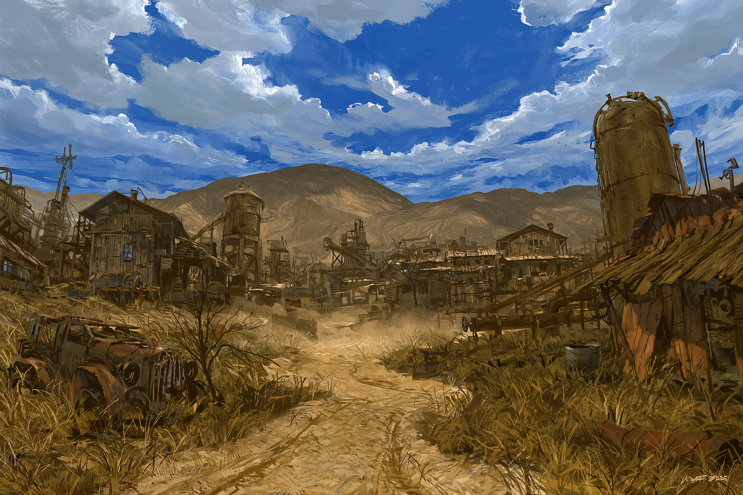 1500x1000px ghost town wallpaper - wallpapersafari
