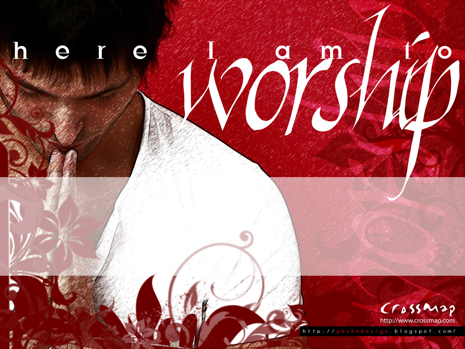 Here I Am To Worship Wallpaper   Christian Wallpapers and Backgrounds 1600x1200
