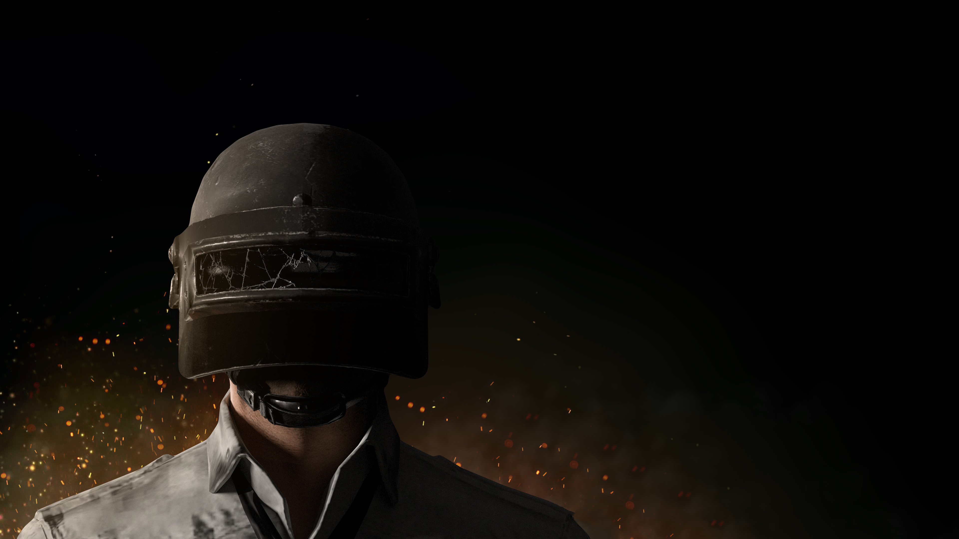PUBG Helmet Guy 4k HD Games 4k Wallpapers Images Backgrounds 3840x2160
